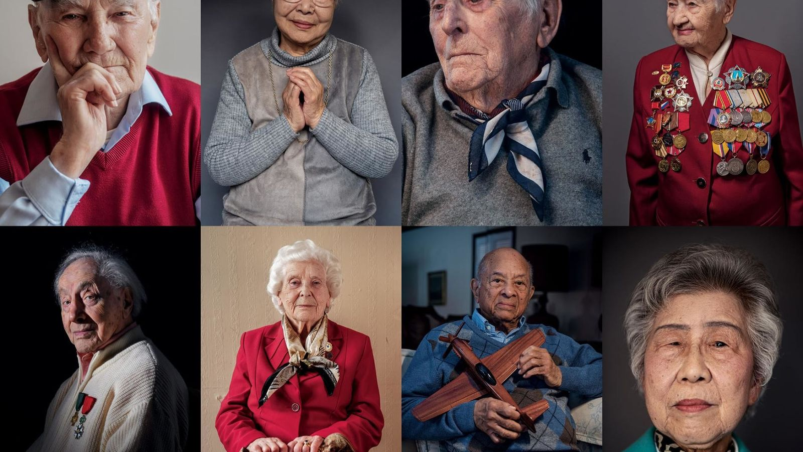 The Last Voices of World War II