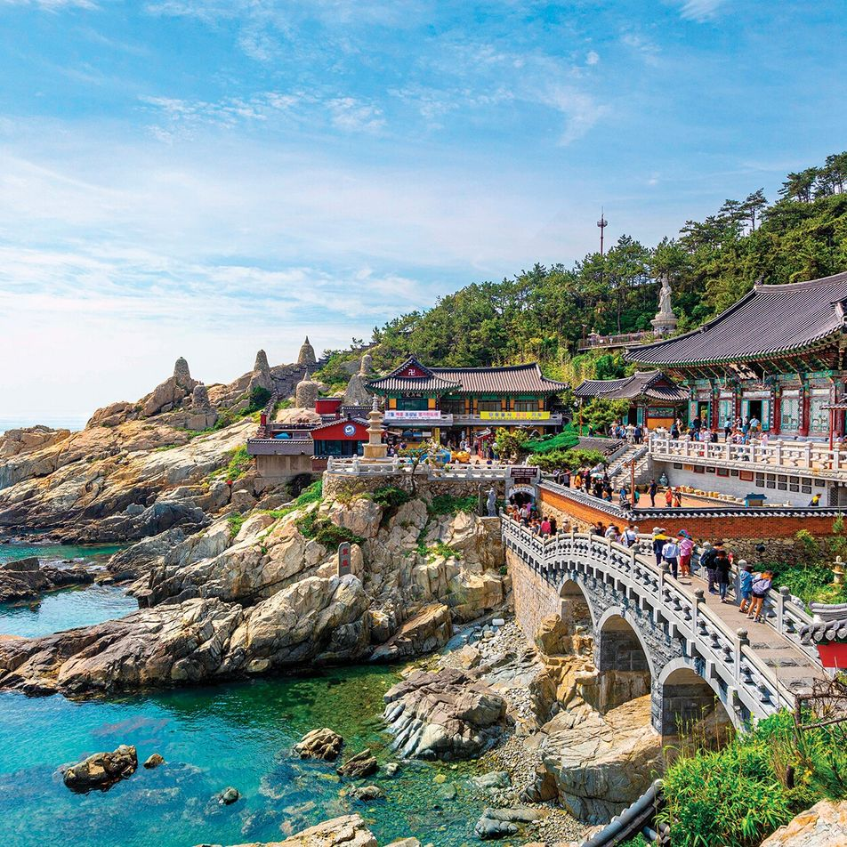 How to spend a weekend in Busan, South Korea's seaside city
