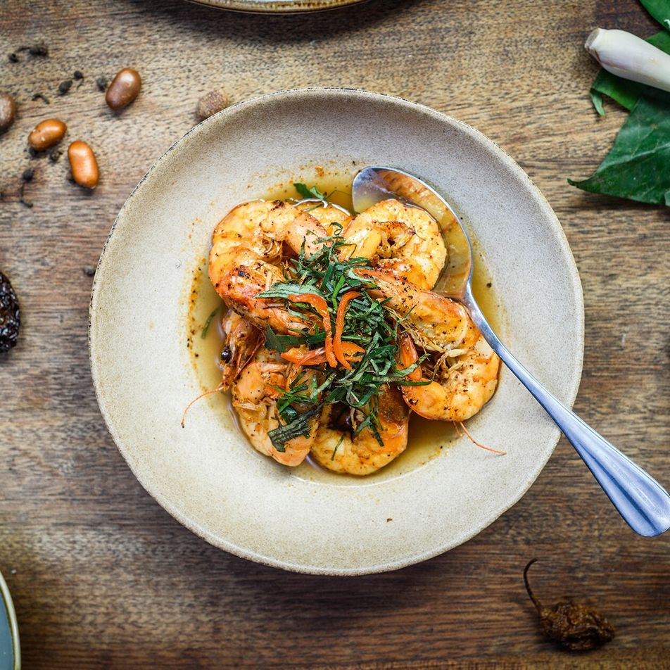 Three shellfish recipes to try, from scallops congee to seafood linguine