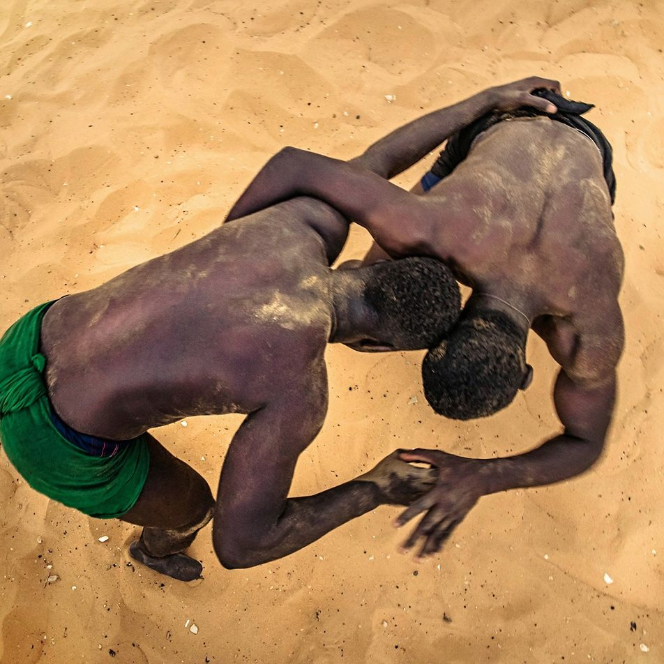 A modern juggernaut with traditional roots: Inside Senegalese wrestling