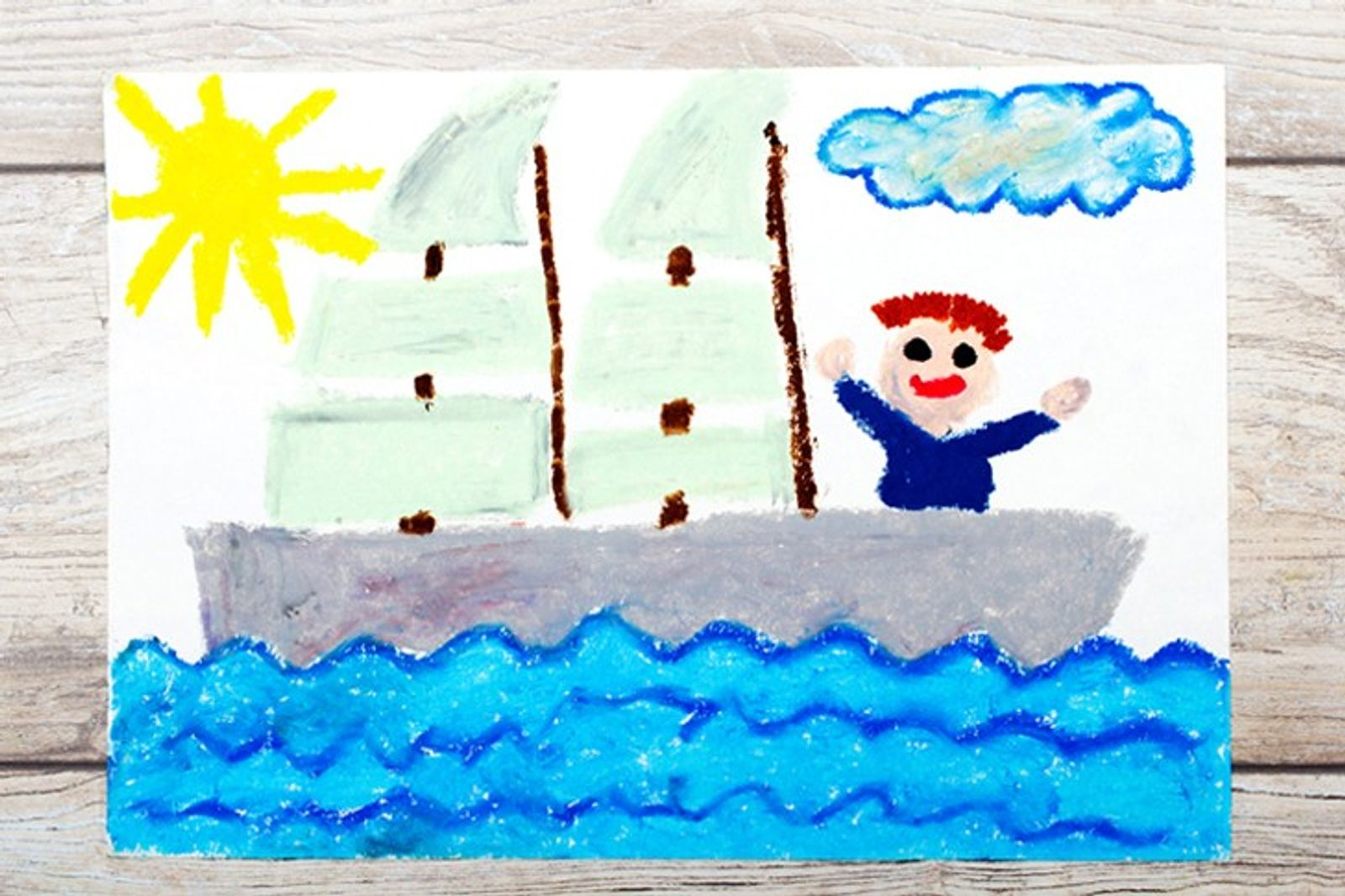 Summer trips cancelled? Keep kids inspired with crafty DIY postcards