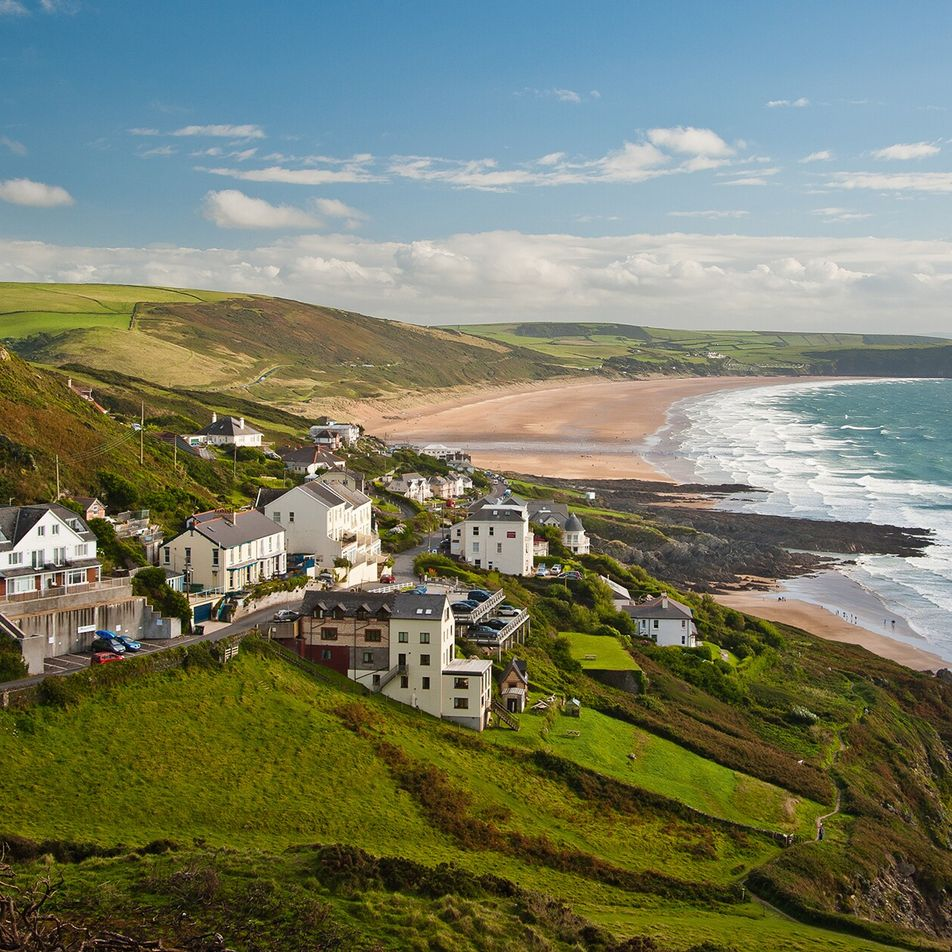 What to do in North Devon, from world-class surfing to coastal hiking
