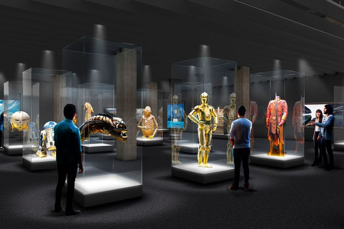 The Stories of Cinema exhibition at theAcademy Museum of Motion Pictures explores the multifarious art of ...