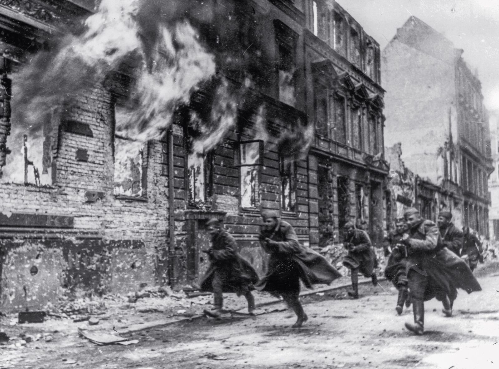 Victory in Europe Day: 75 years after the Nazis surrendered, all sides agree – War is ...