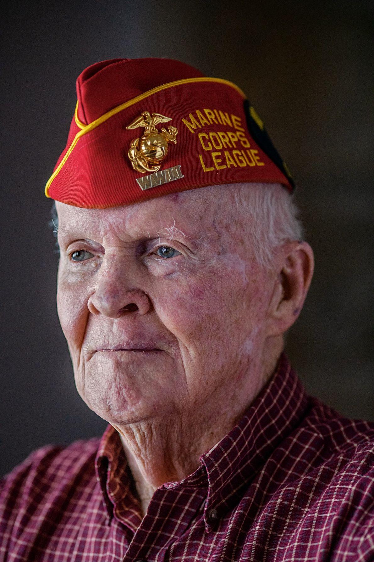 John 'Jack' Thurman, U.S. Marine Corps