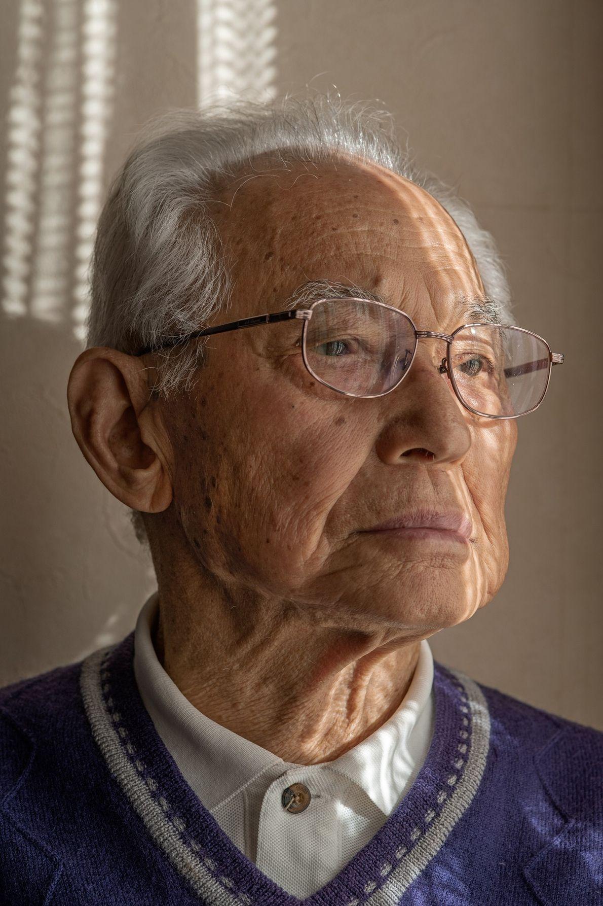 Nobuo Nishizaki, Japanese veteran