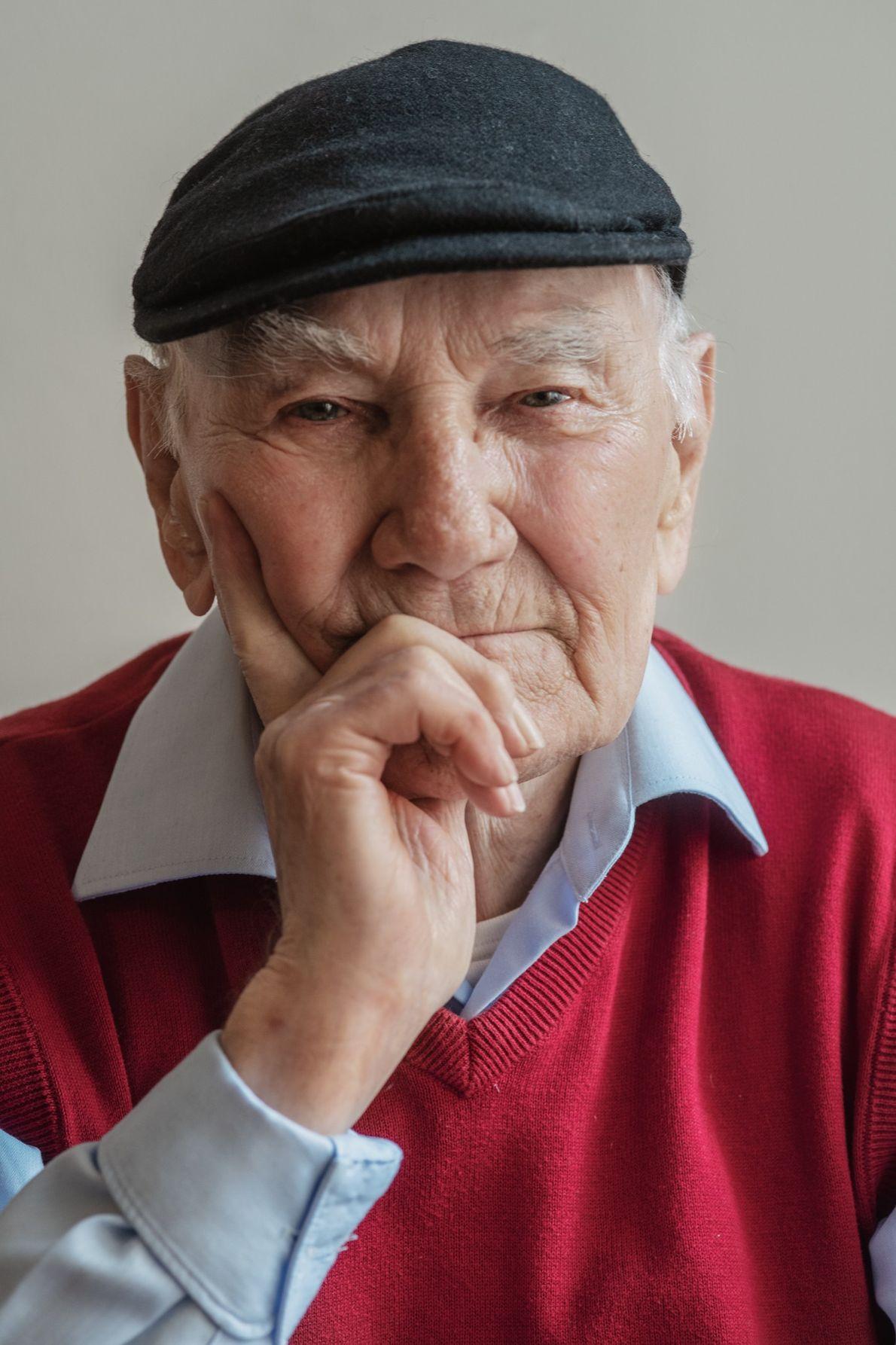 Wolfgang Brockmann, German veteran