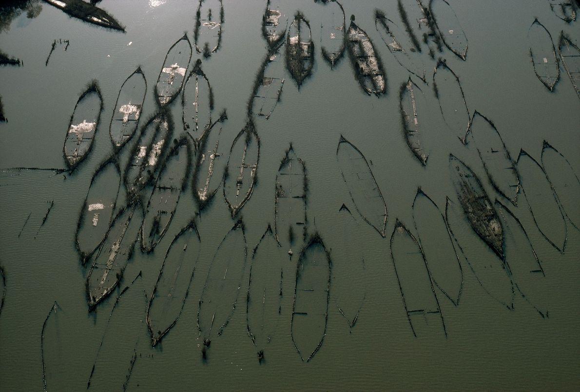 'Ghost fleet' of sunken warships declared a national marine sanctuary