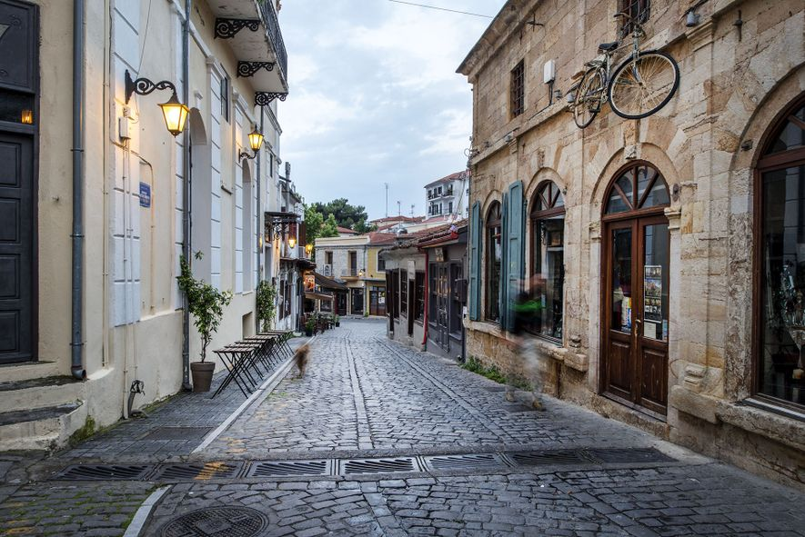 Visit Xanthi's Old Town during the autumn festival or February's colourful carnival.