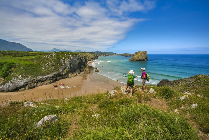 Asturias boasts Spain's best-preserved wild coastline, offers spectacular viewpoints and excavation sites marked by dinosaur fossils ...