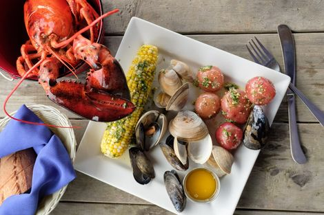 For a great lobster dinner overlooking the Argyle Sound, be sure to stop by Ye Olde ...