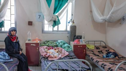 The World Has Left Yemen to Die