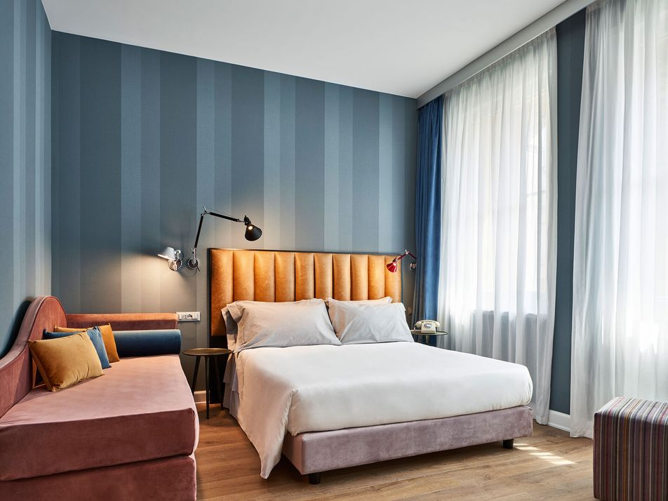 Four of the best boutique hotels in Trieste, Italy