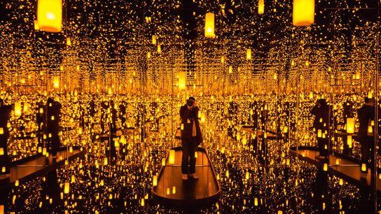 Smithsonian's Hirshhorn Museum and Sculpture Garden, Washington D.C.