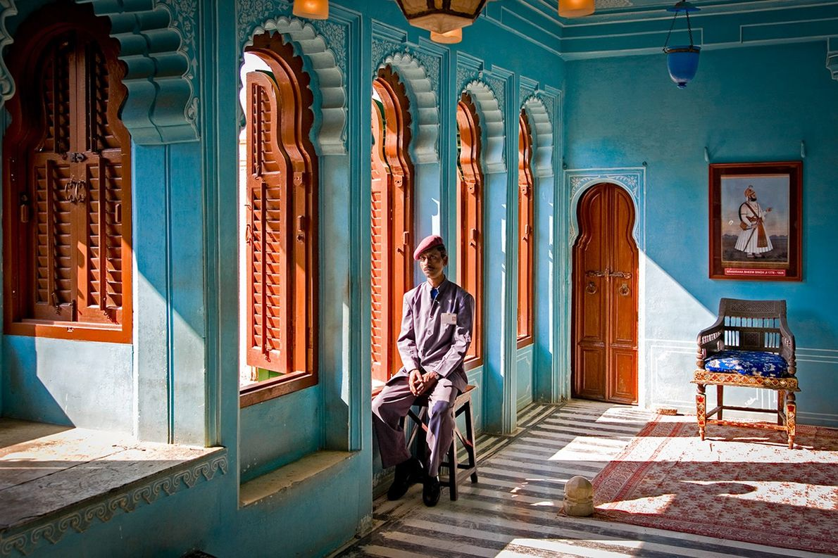 Mandore Museum, Jodhpur, India