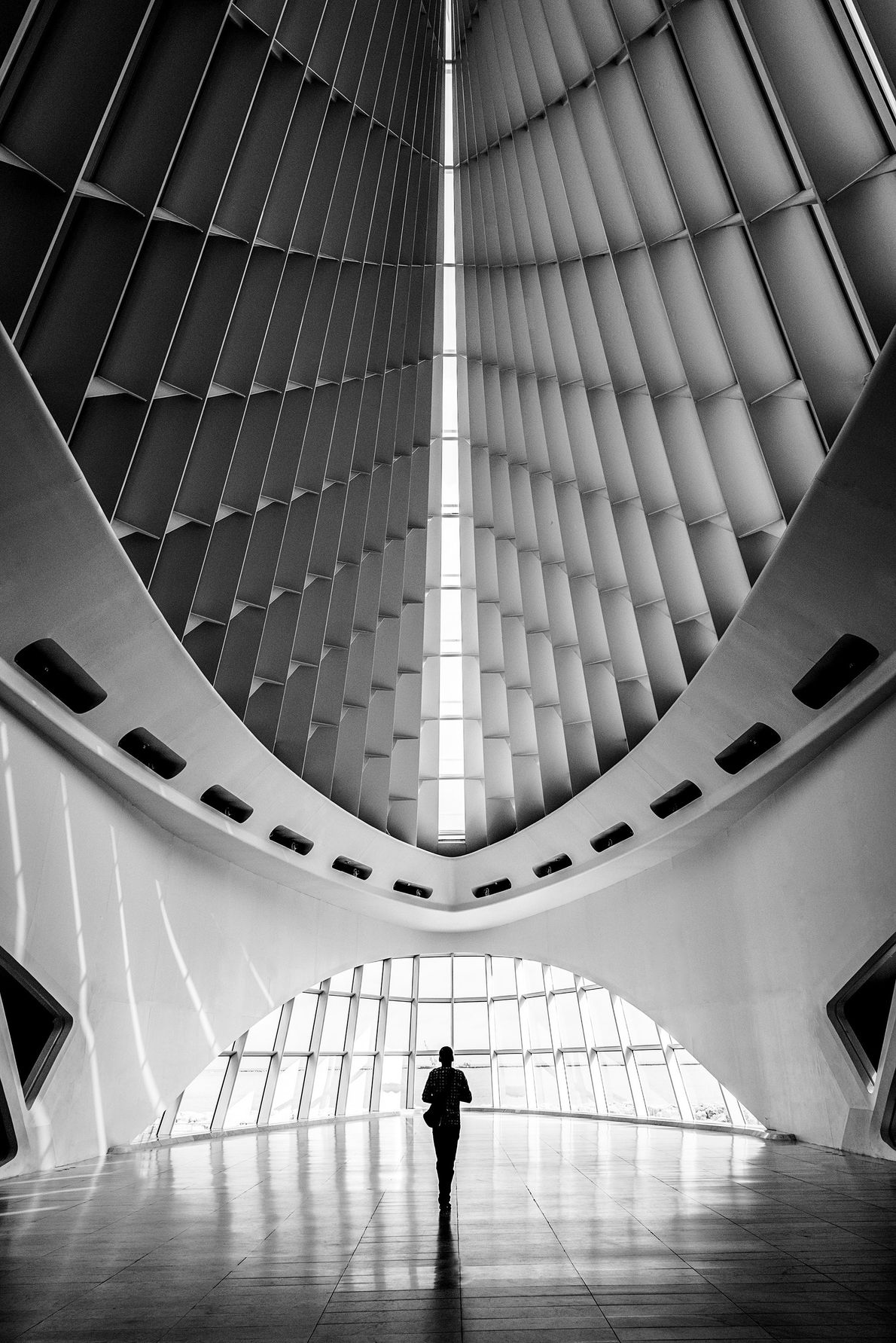 Milwaukee Art Museum, Milwaukee