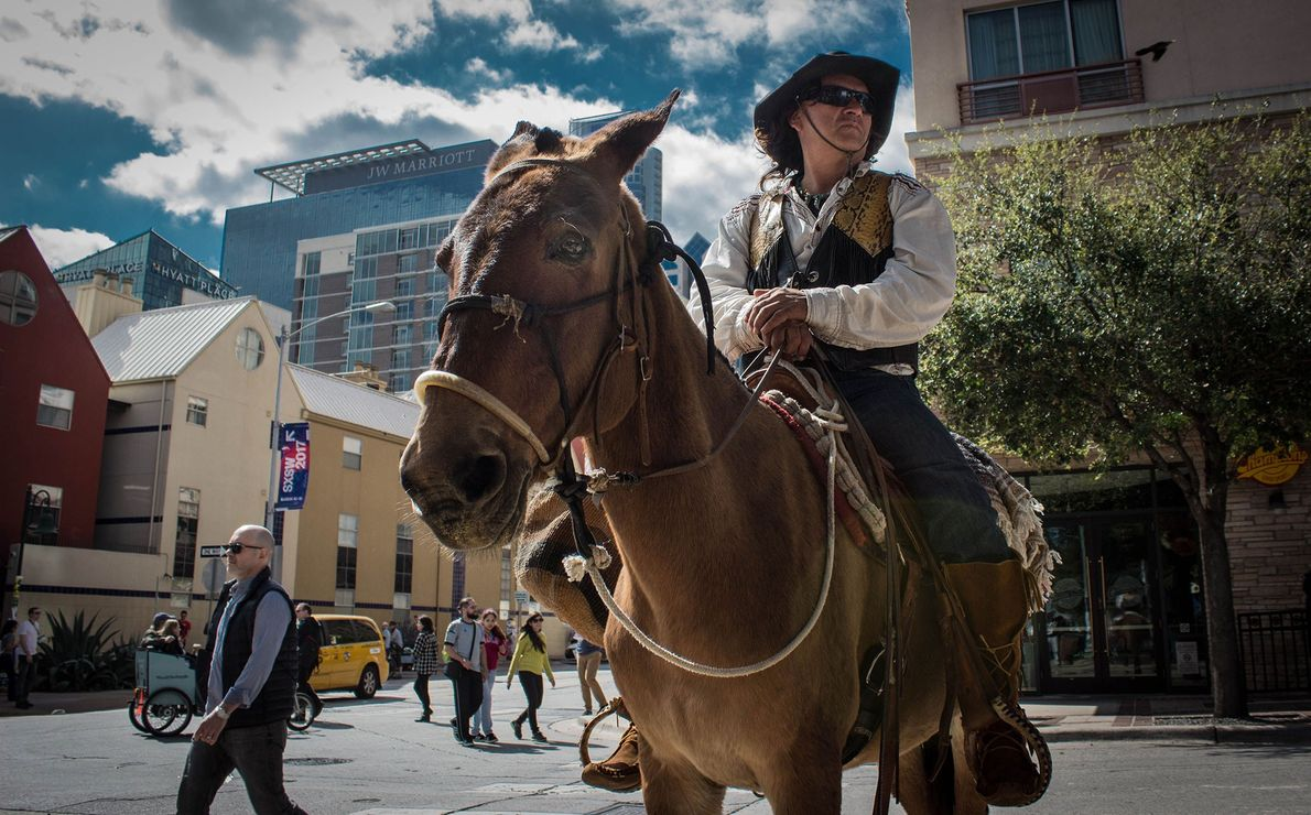 Austin, Texas  Austin's annual South By Southwest festival may be hipster central, but Texan traditions, here in ...
