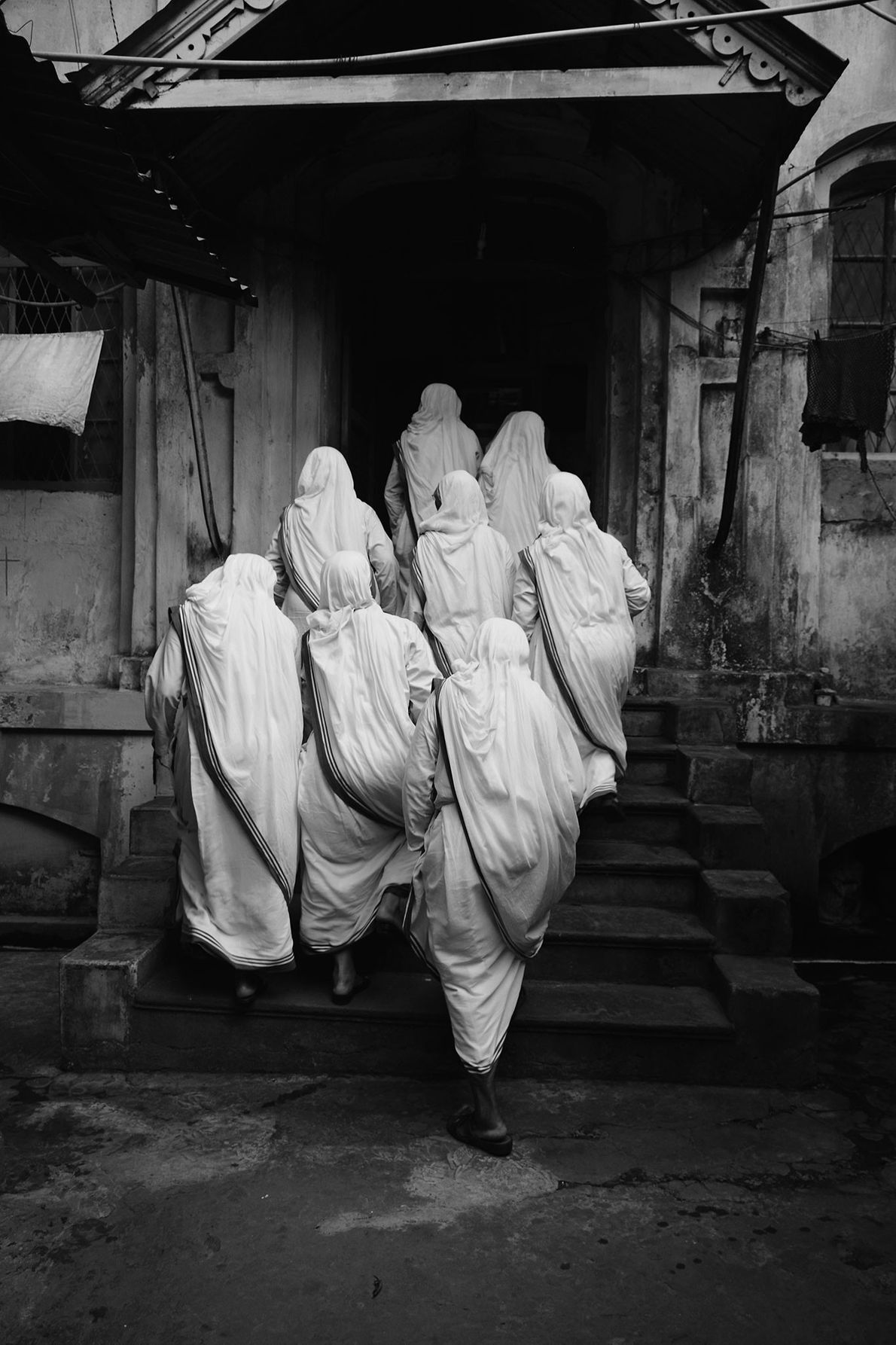 Kolkata, India  Amid its noise and choked traffic, India's second-largest city offers quiet reflection. These sisters are ...