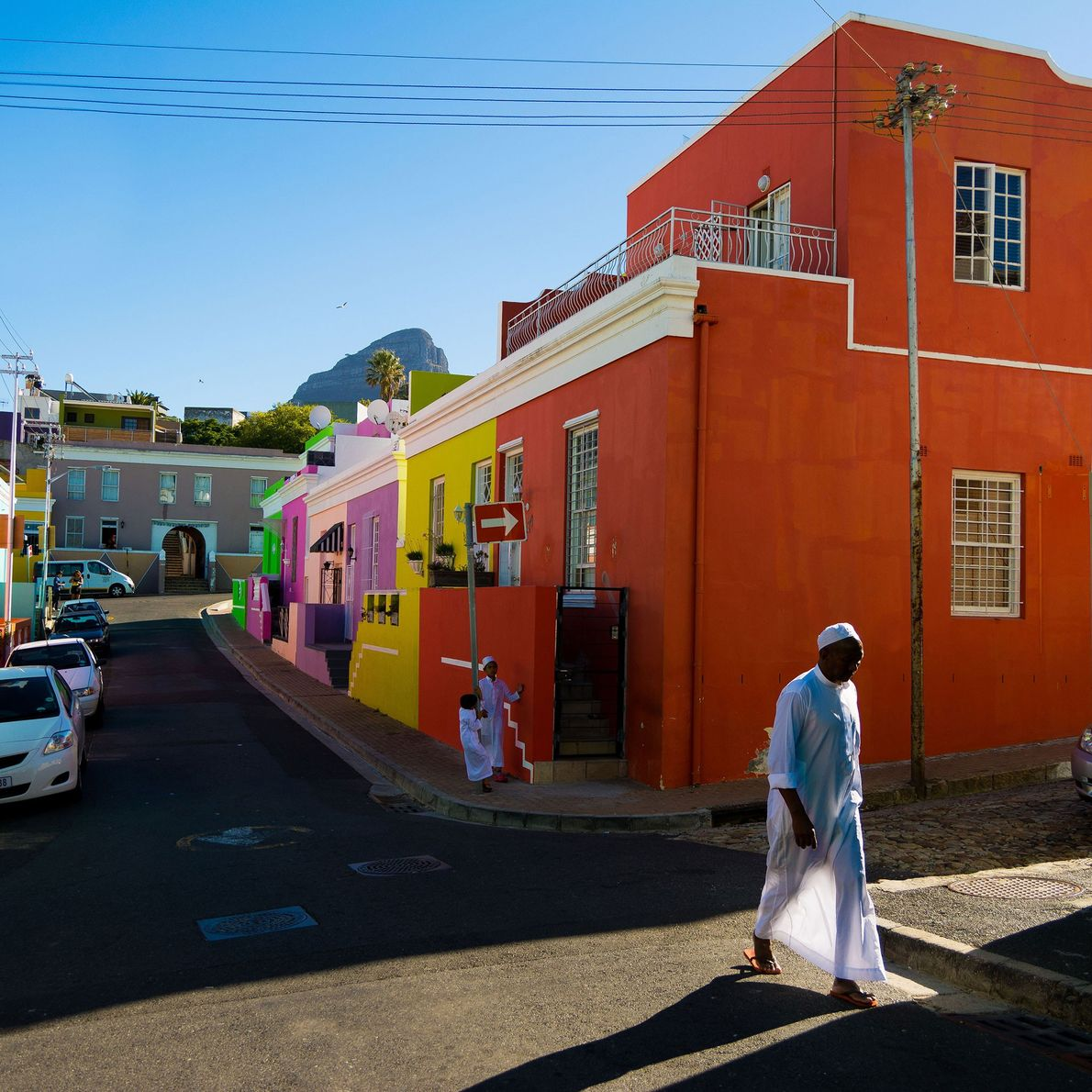 Cape Town, South Africa  BoKaap's colorful buildings are instantly recognisable symbols of Cape Town. Michael recommends visiting ...