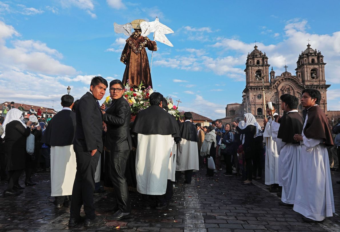 Cusco, Peru  Cosmopolitan Cuzco is the former capital of the Inca empire, but the influence of Spanish ...