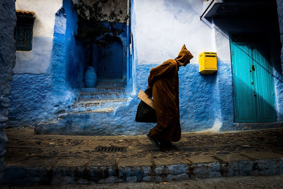 Chefchaouene, Morocco  Although images of travellers posing against Chefchaouen's blue-hued buildings are ubiquitous, more natural moments can ...