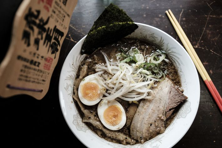 The ramen in Tohoku is some of the best in the world, with the Deluxe at ...