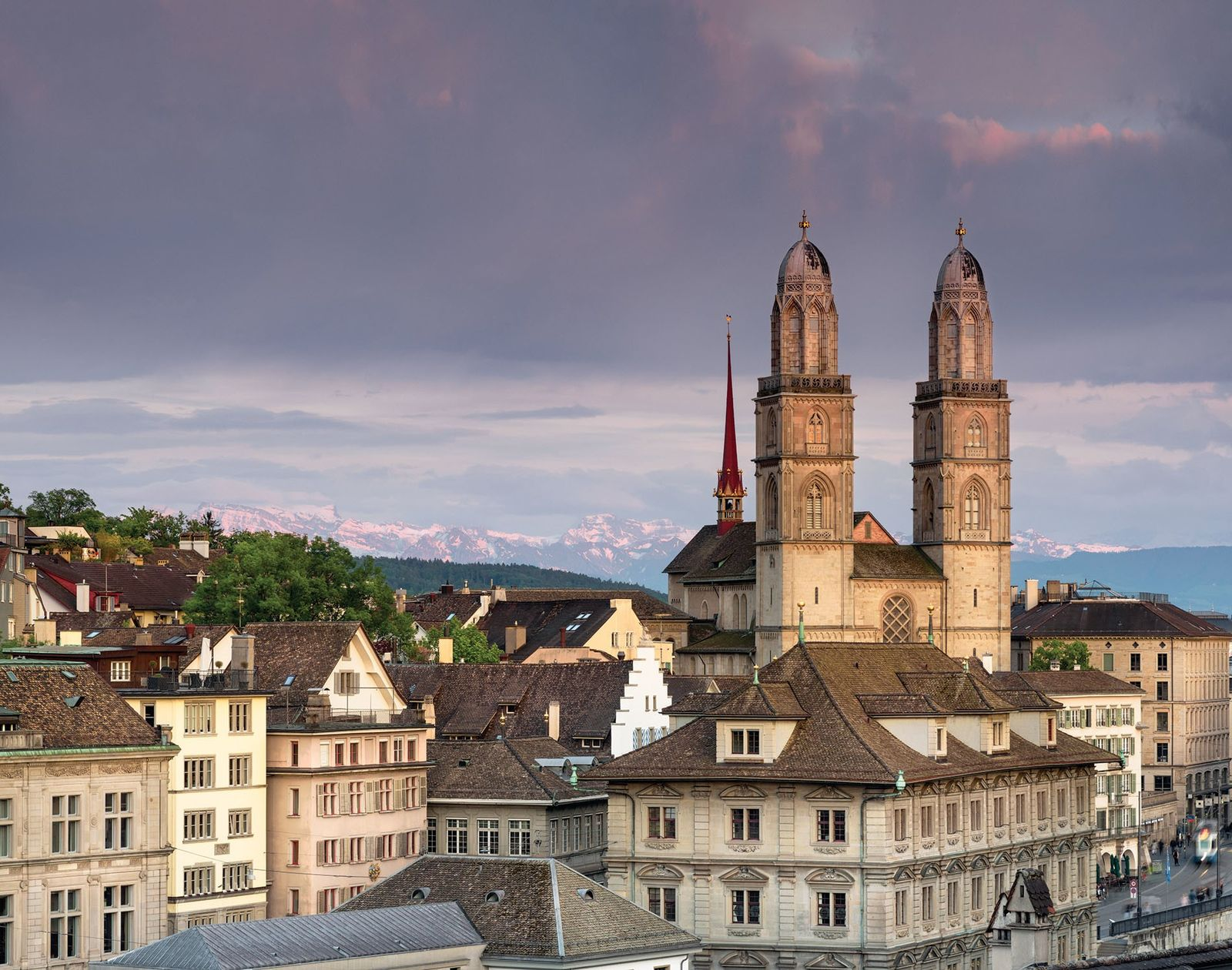 Zurich: a dazzling tribute to all things chocolate