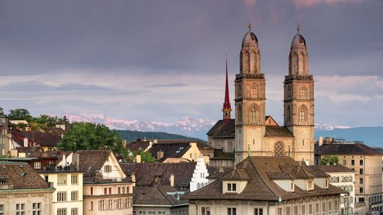 Zurich's gastronomes continue to build on the chocolate know-how they've acquired over the past 200 years.